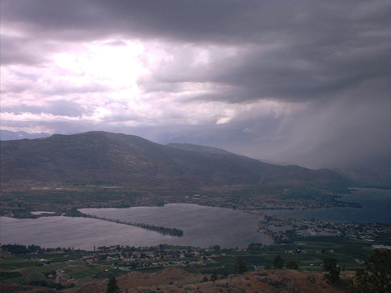 More Storms in Osoyoos