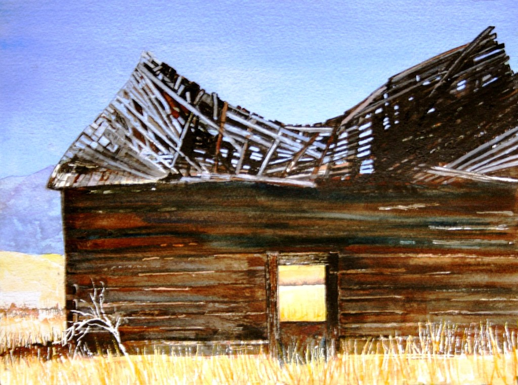 Kruger Barn by Kate Kimberly