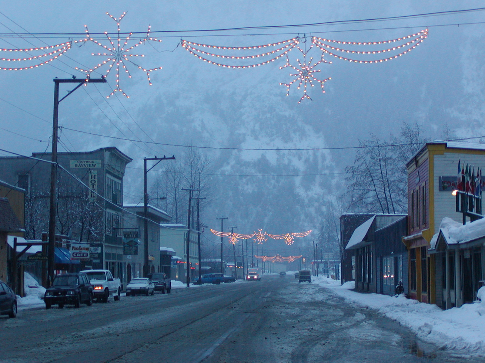 Downtown Stewart Lights