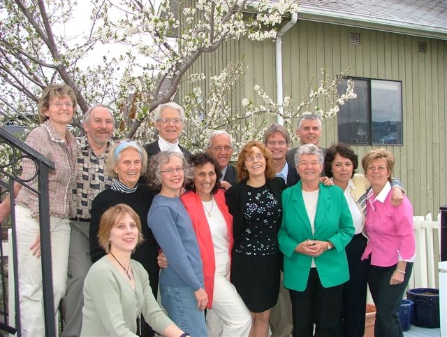 The Group after the Penticton Forum