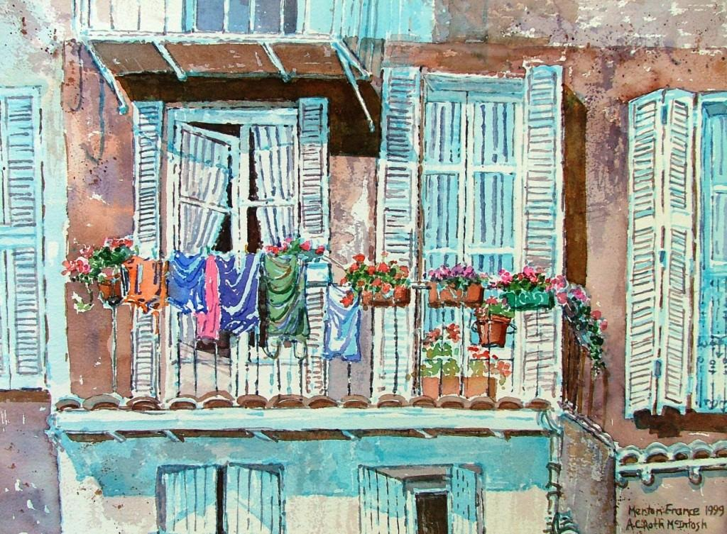 Shutters and Laundry